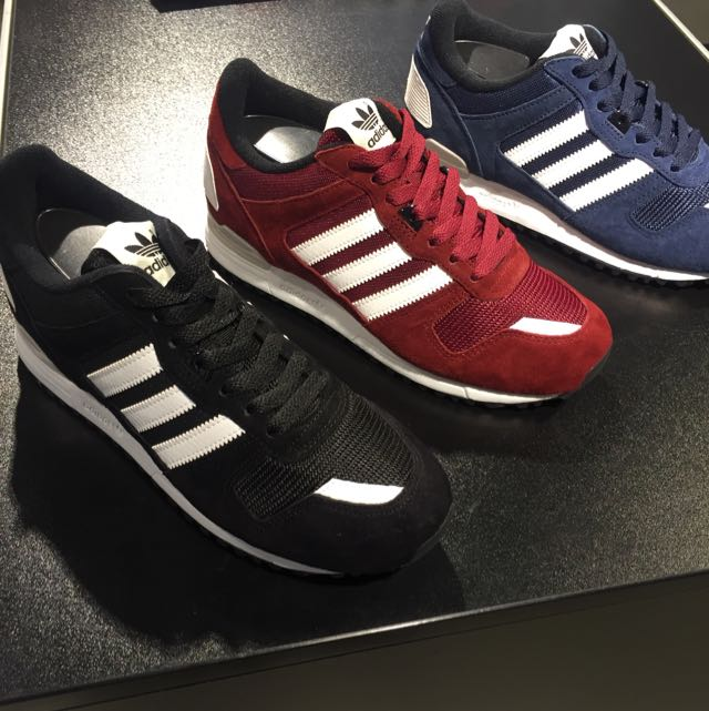 Adidas Zx700 750 OG 慢跑 情侶鞋