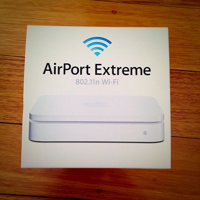 Apple AirPort Extreme WiFi
