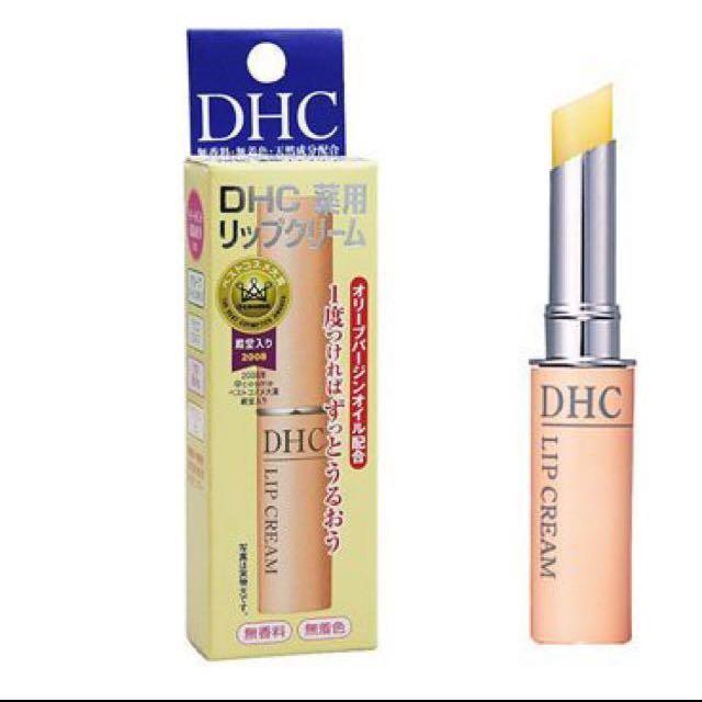 [全新現貨]DHC純橄欖護唇膏👄
