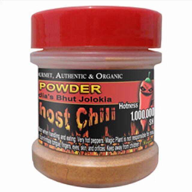 Looking For Ghost Pepper Chili Powder