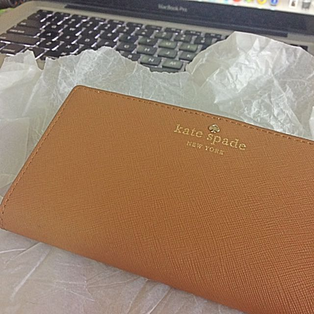 Kate Spade Mikas Pond Stacy Wallet (NEW)