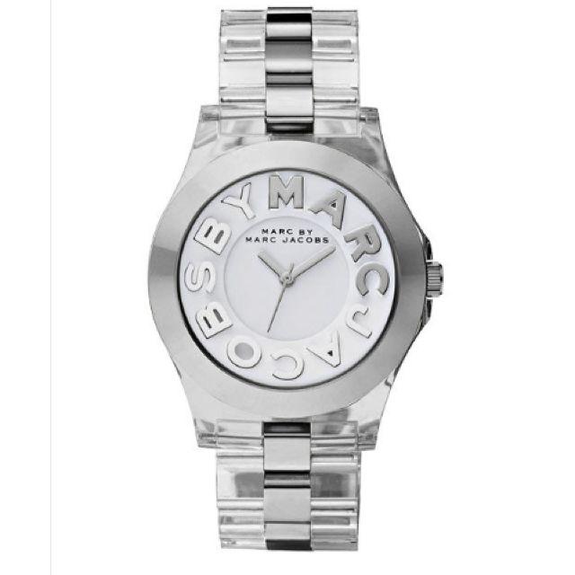 MBMJ玻麗腕錶-透明 MBM4545