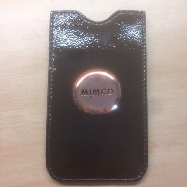 Mimco iPhone Pouch