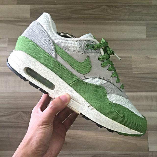 air max patta chlorophyll