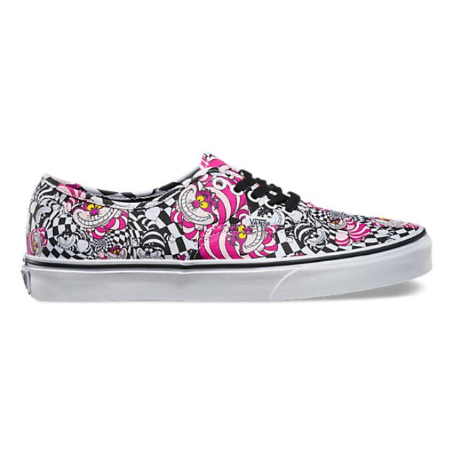9caa9d407de PO) VANS x Alice In Wonderland Cheshire The Cat