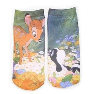 Forever 21 Bambi 斑比襪襪