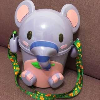 韓國愛寶樂園大象爆米花桶