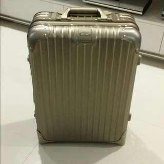Rimowa Topas Titanium Cabin Size  Luggage