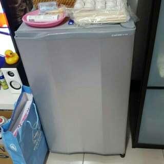 大同 小冰箱 還很新