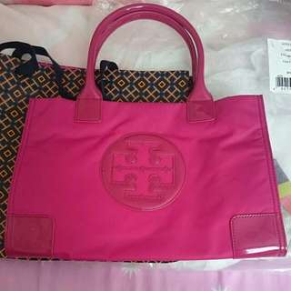 Tory Burch Ella Mini Tote Bag