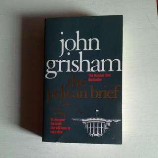 John Grisham : The Pelican Brief