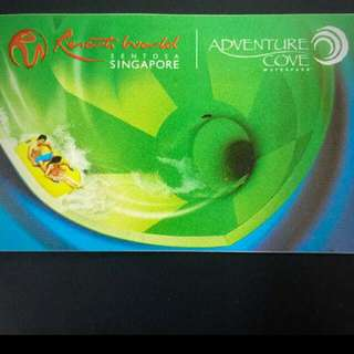 Adventure Cove Adult Tickets For Sale