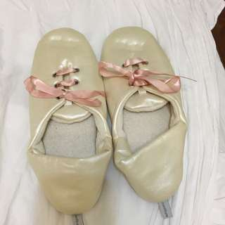 芭蕾舞室內拖鞋