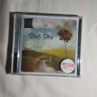 Owl City - All Things Bright and Beautiful (Asia Edition), Album, Music, CD