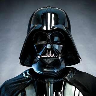 徵收 星際大戰 Star wars 黑武士 達斯維達 面具 Starwars