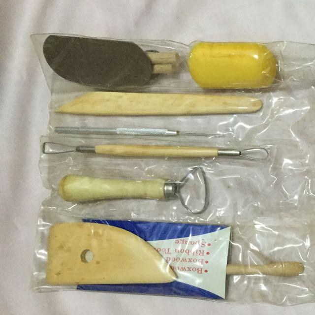 陶藝小工具組