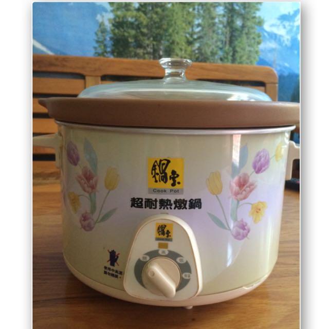 鍋寶超耐熱燉鍋(含運)