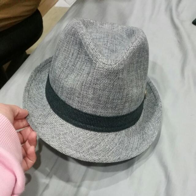 堅挺紳士帽