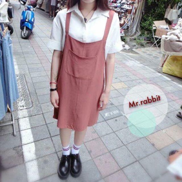 QQ吊帶裙✨