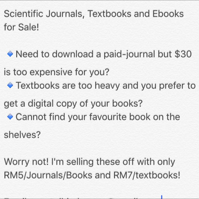 [Reduced Price!] Books/Reading materials