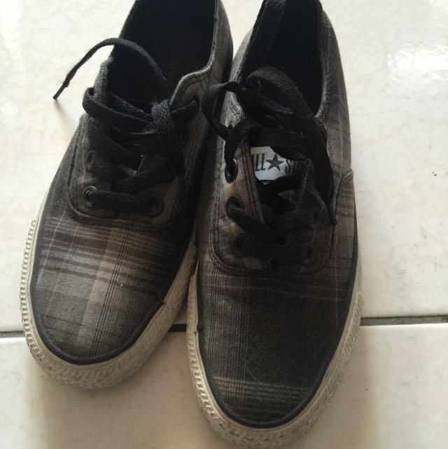 Converse帆布鞋 正品