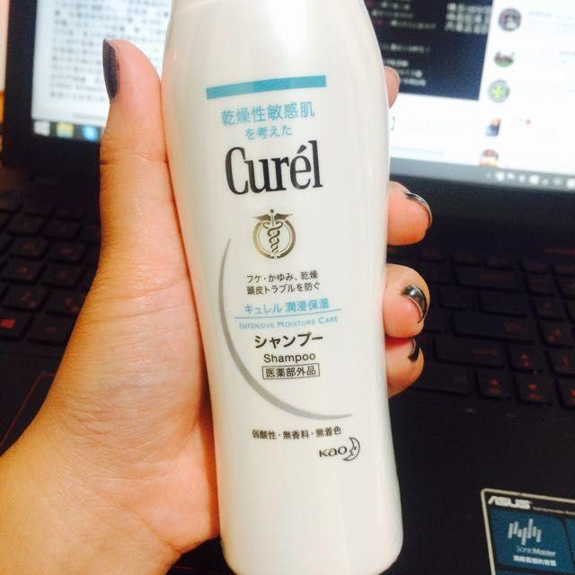 CUREL 珂潤 溫和潔淨洗髮精