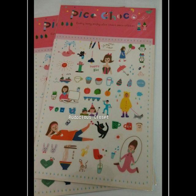 Deco Stickers (Individual)