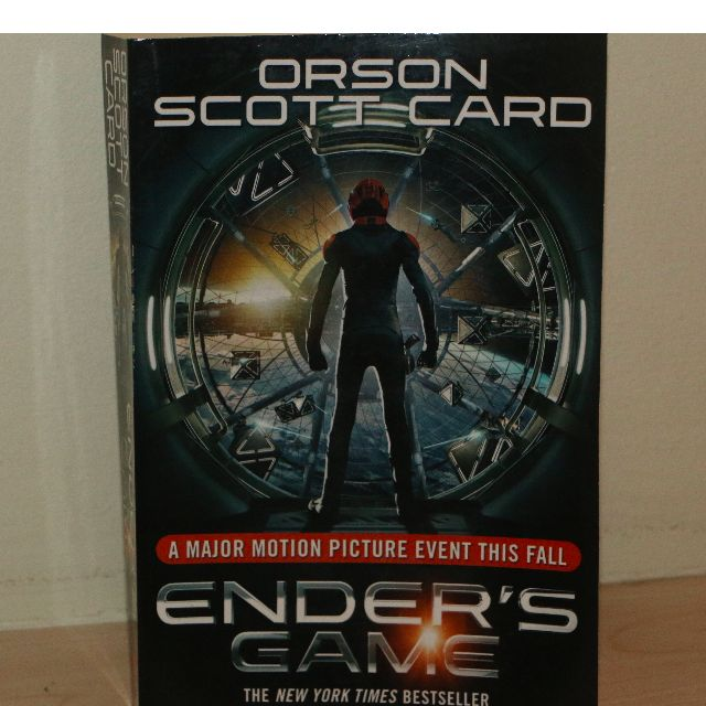 Enders Game By: Orson Scott Card3
