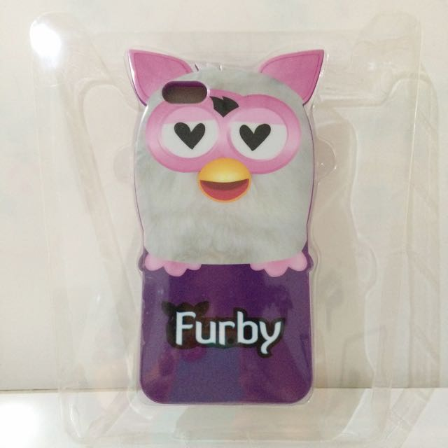 Furby iPhone Case