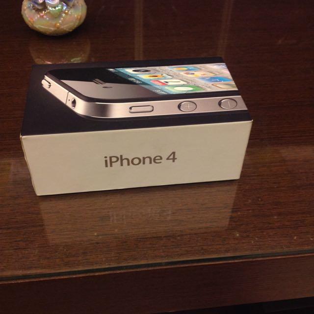 Iphone4盒子(待匯款)