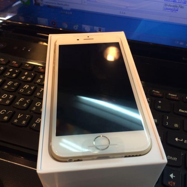 iPhone 6 64金 整新