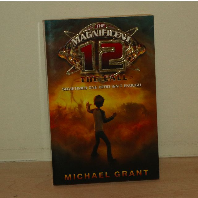 Magnificent 12 By: Michael Grant