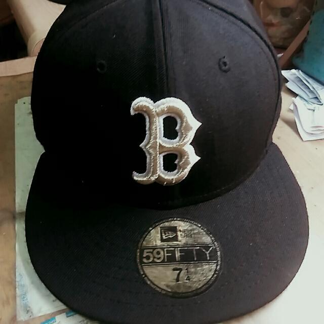 MLB 紅襪隊 全封棒球帽