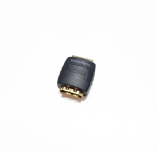 PowerSync 群加 包爾星克 HDMI 延長接頭 轉接頭 (支援1.4版)