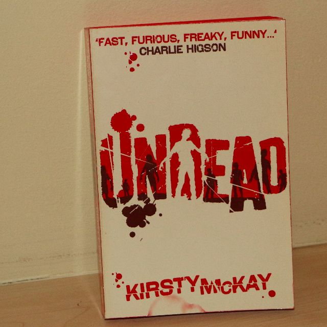 Undead By: Kristy Mckay