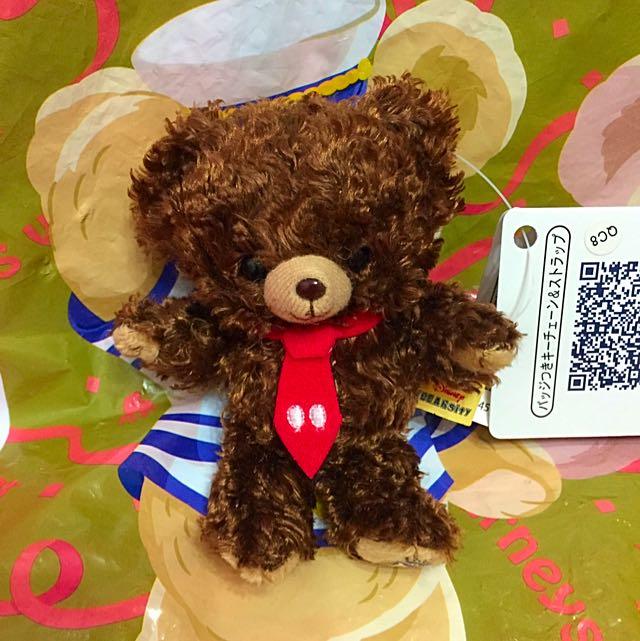 日本迪士尼限定unibearsity大學熊
