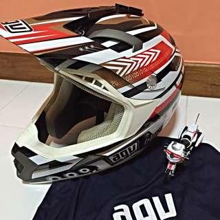 AGV MT- X Helmet