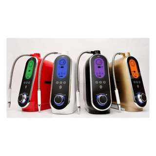 Corporate Leasing Starwellness Alkaline Water Ionizer