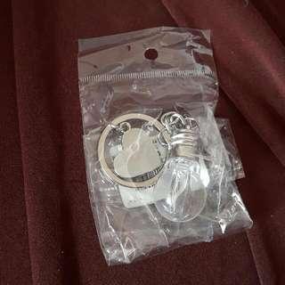閃光燈泡鑰匙圈