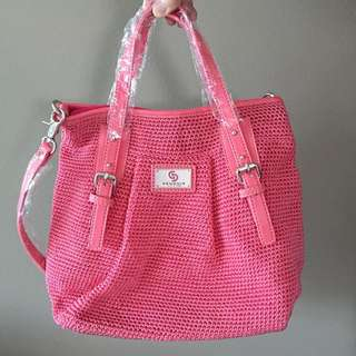 Pink Fuschia Handbag