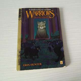 Warriors - The Lost Warrior Manga Edition