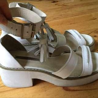 "Windsor Smith ""Chunk"" Shoes: Size 6.5"