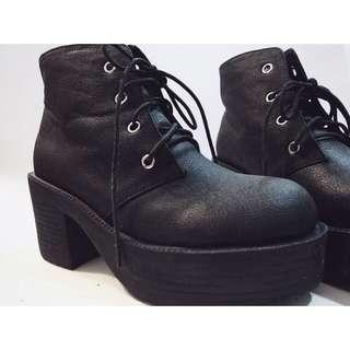 私物嚴選👠厚底粗高跟鞋