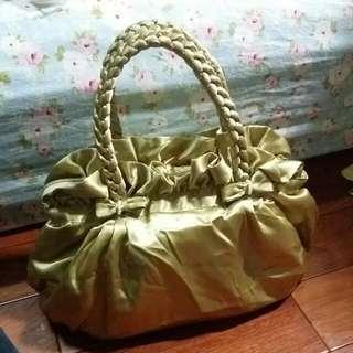 泰國帶回👉正版曼谷手提小包