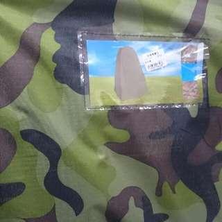 露營用品 更衣帳篷