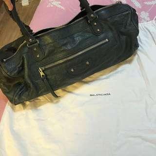 Authentic Balenciaga Travel Shoulder