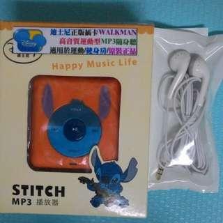 迪士尼插卡運動型MP3隨身聽 [含運 ]