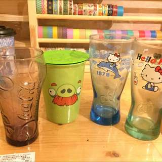 🎉卡通玻璃杯