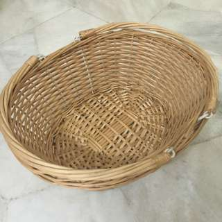 Basket For Hamper Wrapping Use