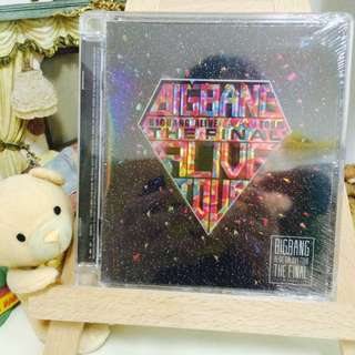 BigBang 2013 Alive Galaxy Tour Live 2CD [The Final In Soul] Limited Edition